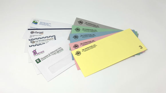 Custom Business Envelopes